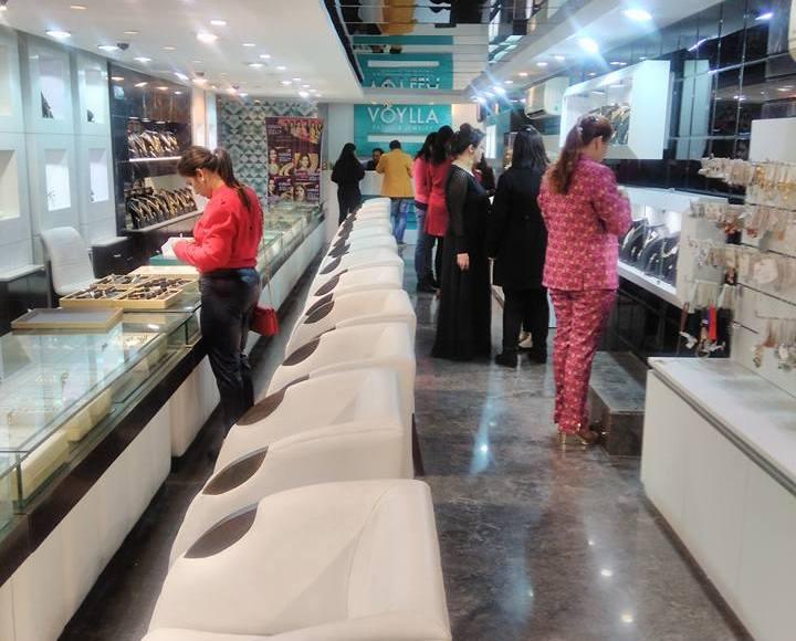 Event: Voylla Fashion Jewelry New Store Launch in Ludhiana