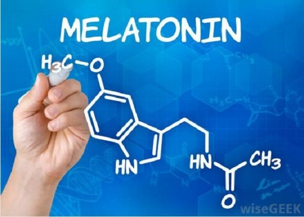 melatonin supplement for a good night's sleep