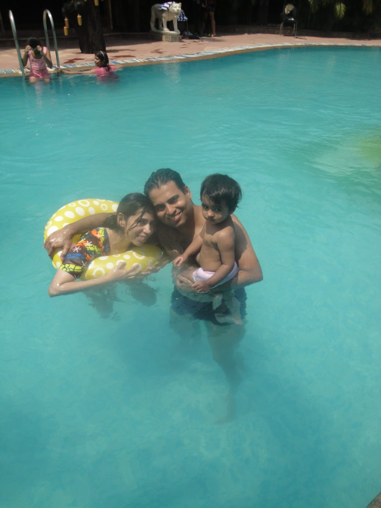 rangers reserve resort jim corbett simming pool
