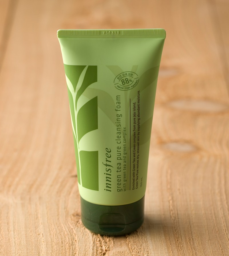 Innisfree Geen Tea Pure Cleansing Foam