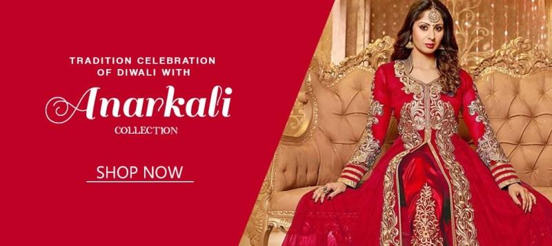 Traditional Celebration of Diwali with New Fashion Statement