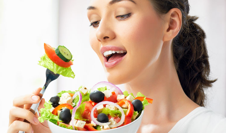 eat vegetables to Make Your Skin Glow
