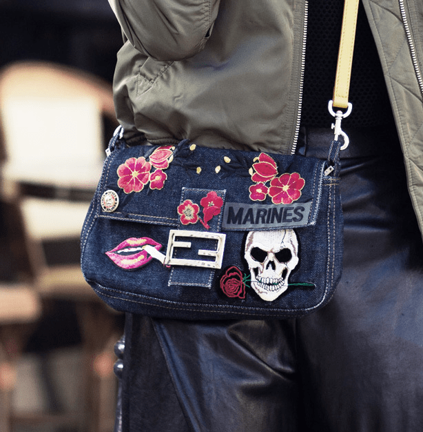 5 ways to style patches for glamorous looks