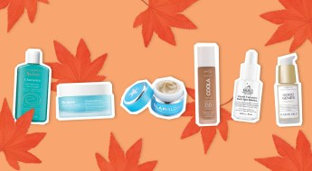 my fall skincare routine and beauty goals