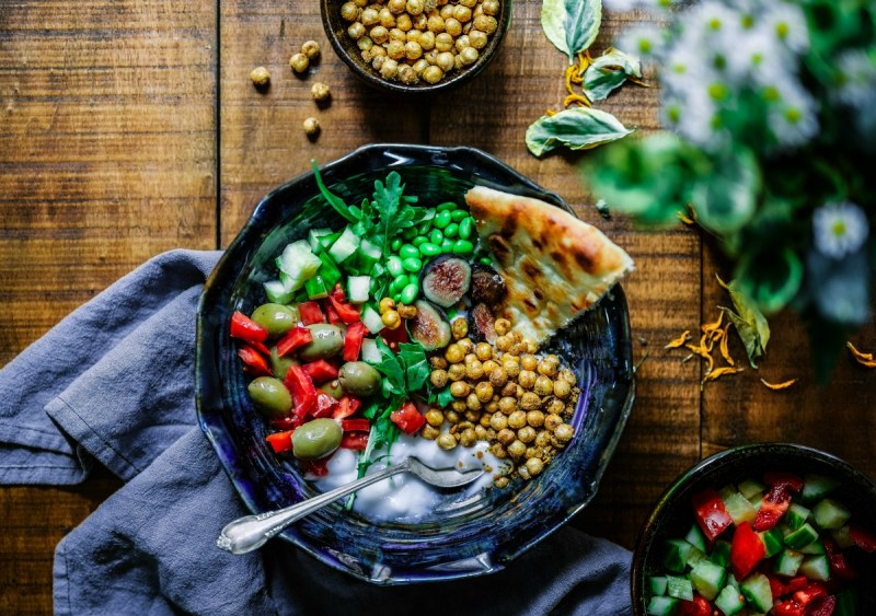 nutritious meals to have lasting energy
