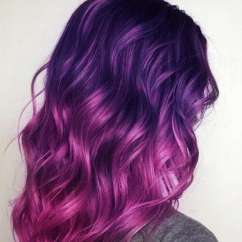 prune hair colour to boost mood