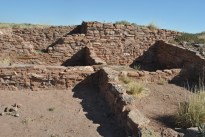 Rooms at Homolovi site II