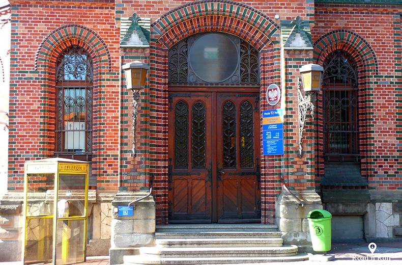 budynek poczty polskiej w chorzowie przy ulicy wolności - mirek breguła tyle chciał nam dać