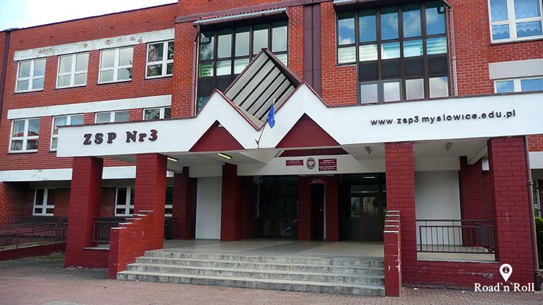 szkoła podstawowa numer 24 w mysłowicach przy ulicy wielka skotnica gdzie uczył artur rojek