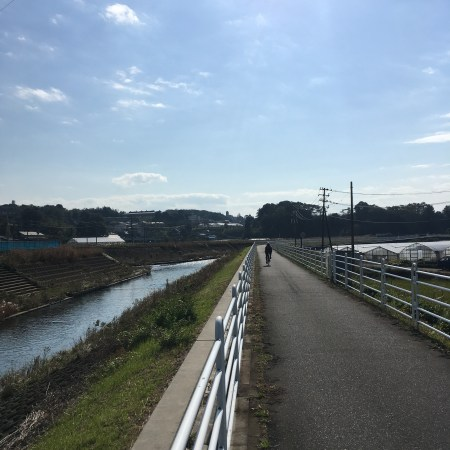 境川サイクリングロード3