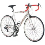 Schwinn Men's Phocus 1400 700C Drop Bar Road Bicycle