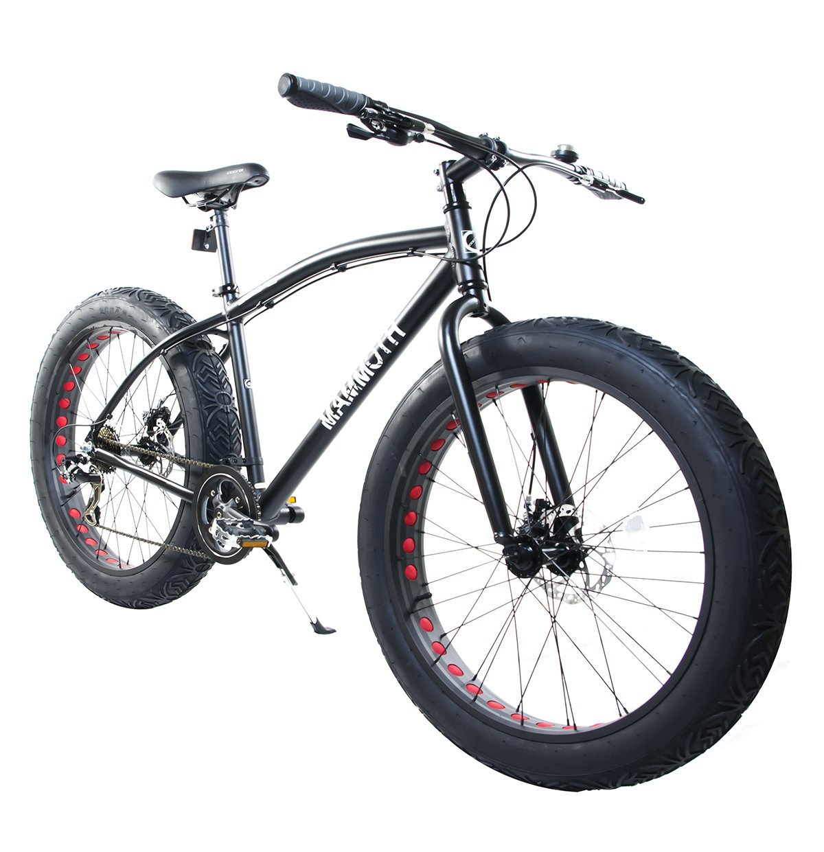 Alton mammoth fat tire bike