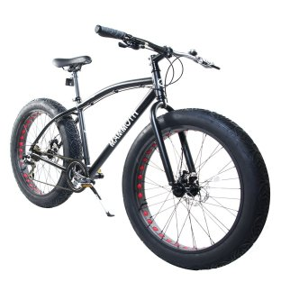 alton mammoth fat-tire bike