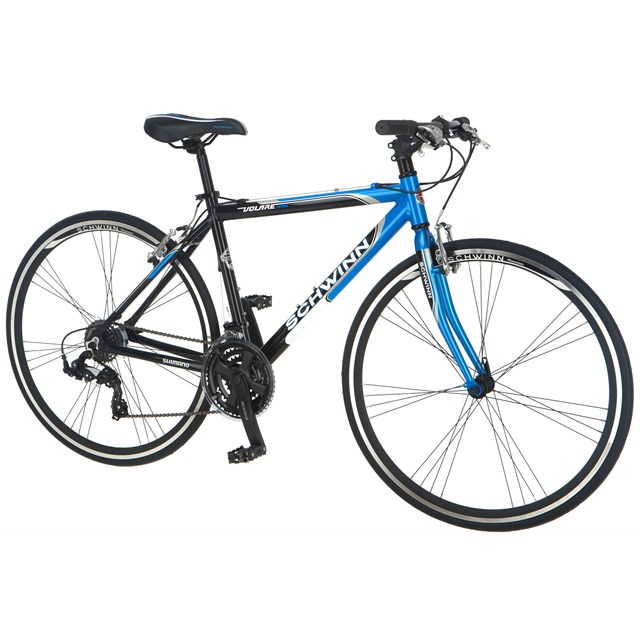 Schwinn Mens Volare 1200 700C Flat Bar Road Bike