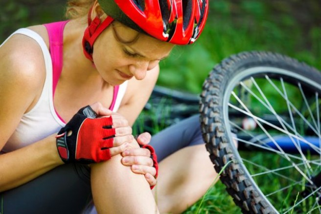 road bike injuries