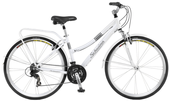Schwinn Discover Women Hybrid Bike review
