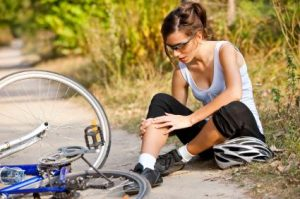 Pain In the Knees When Cycling