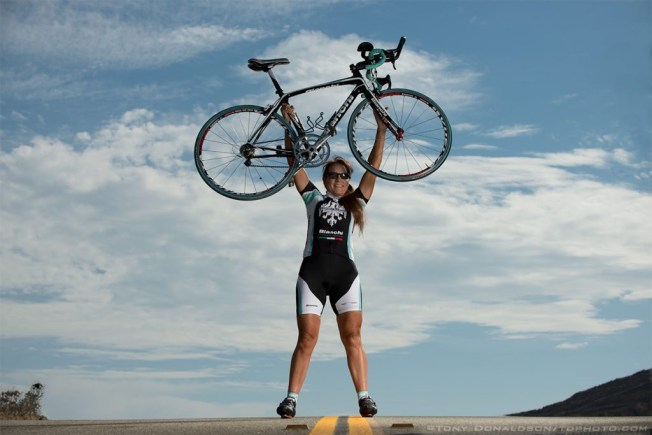 cycling for weight losses