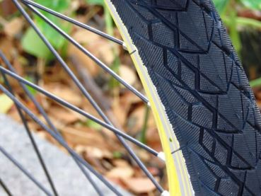 types of tires are