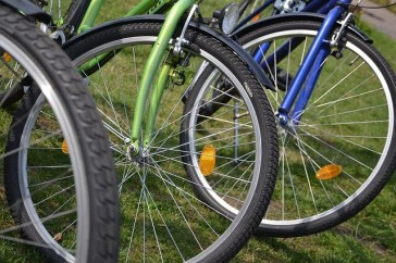 learn how to change a bike tire