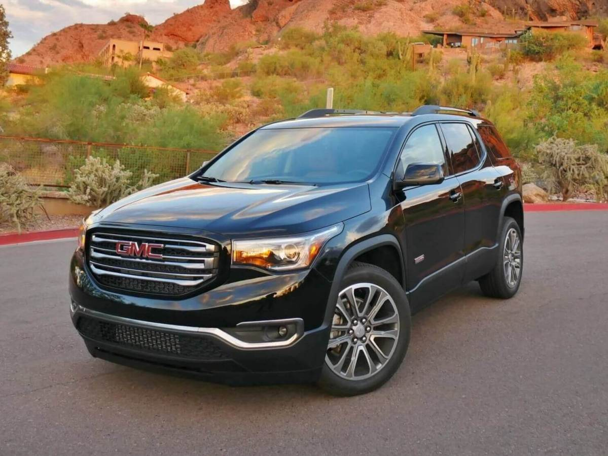 2017 Gmc Acadia All Terrain Quick Review Roadblazing