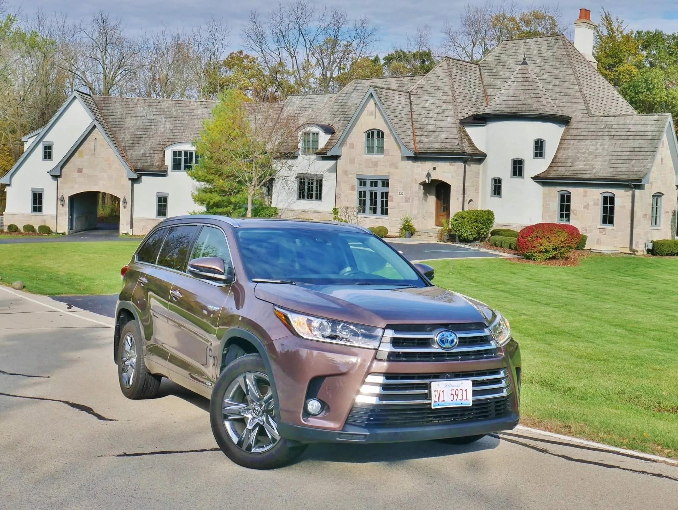 2017 Toyota Highlander Hybrid Limited Platinum AWD U2013 Bottom Line Review |  RoadBlazing