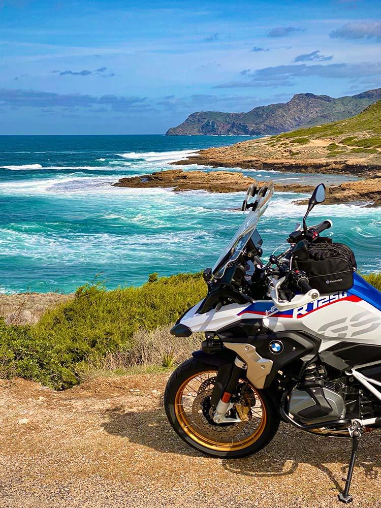 Westcoast, Roadbook Sardinien