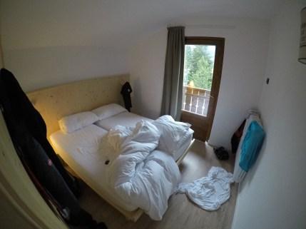 Habitación Ostello Alpino. Bormio