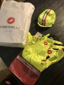 Maillot Castelli Mid Weight SS