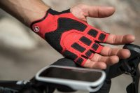 Castelli Damping System. Guantes Cabrio