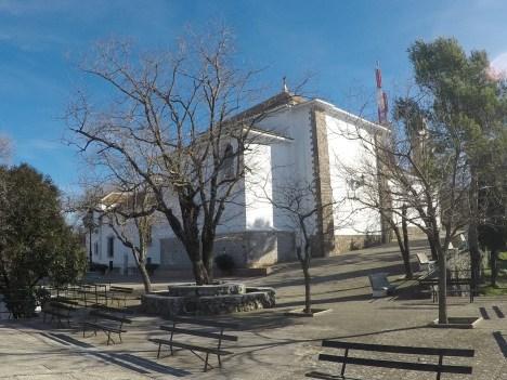 Ermita Virgen de la Sierra (Cabra)
