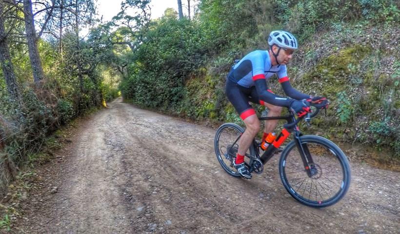Gravel Bike. Castelli Cycling