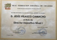 Director Deportivo nivel 1