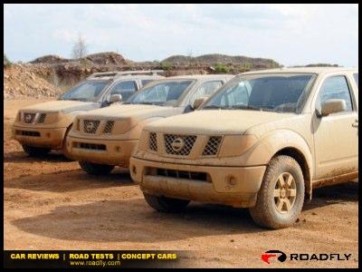 Nissan Trucks Off-Road