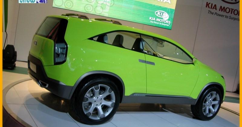 KIA KND Concept SUV