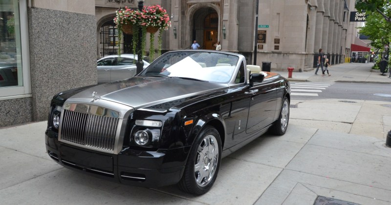 Rolls-Royce Roadfly Ranks the Best Vehicles for Your Car