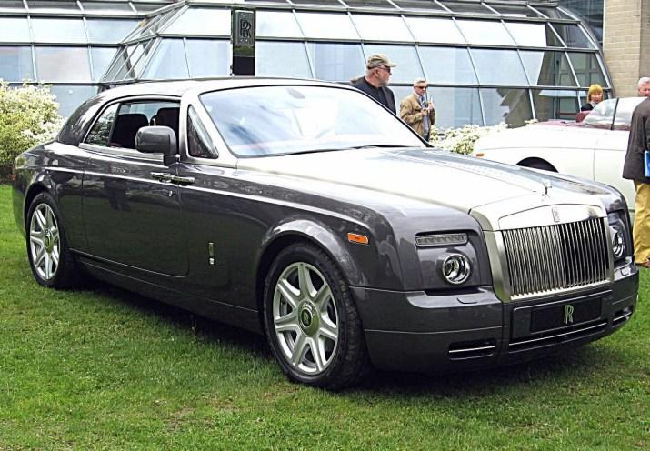 2008 Rolls-Royce Phantom Coupe