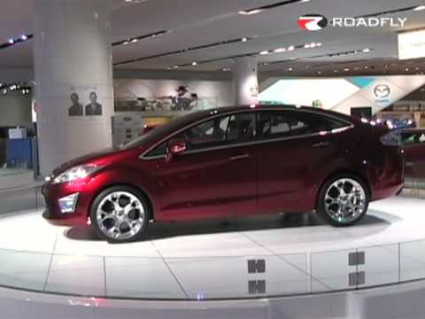 Ford Verve Concept Video