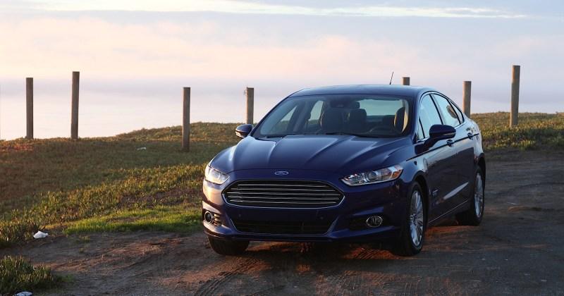 2014 Ford Fusion Hybrid Energi
