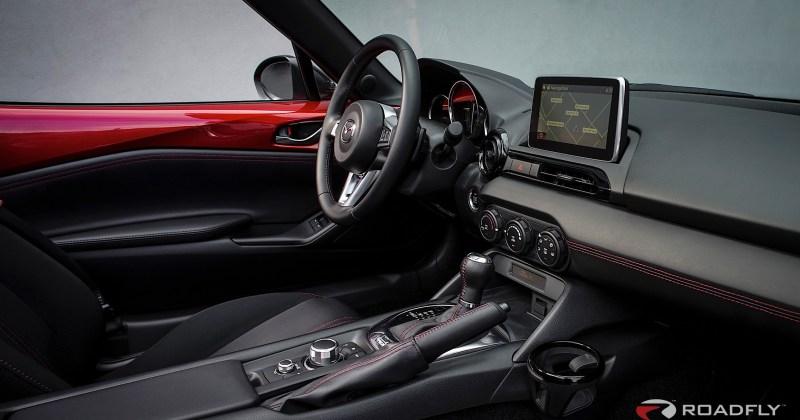 2016 Mazda MX-5 Miata Interior