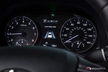 2017 Hyundai Elantra Sedan Dashboard
