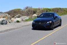 2017 Mercedes-Benz C-Class Coupe Engine