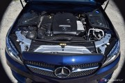 2017 Mercedes-Benz C-Class Coupe Engine