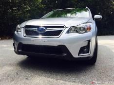 2016 Subaru Crosstrek Grill