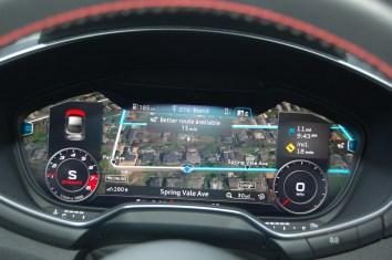 Audi's Virtual Cockpit