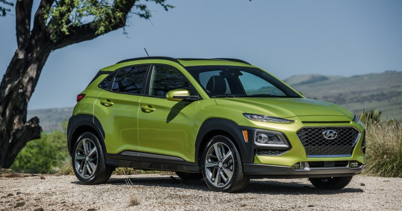 2018 Hyundai Kona features specs