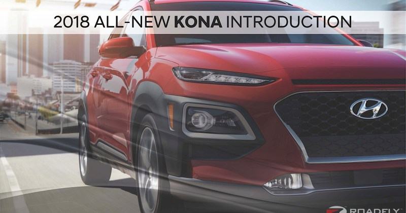 2018 Hyundai Kona Specs Features