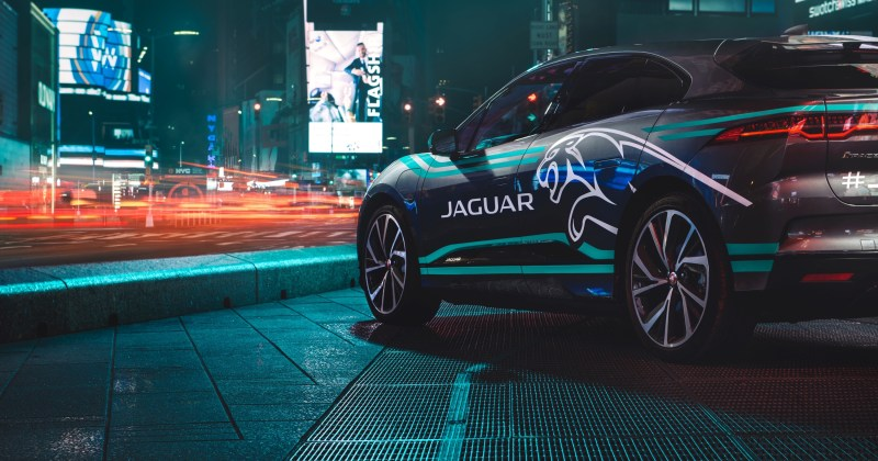 Jaguar I-Pace Racing New York