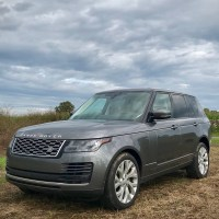 2018 Range Rover Supercharged