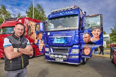 Le concours du plus beau Man 2021 remporté par les Transports Express Icare